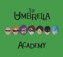 The Umbrella Academy by Dawnliffe