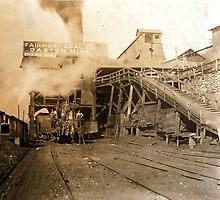 Coal tipple at Gaston mine by boogeyman