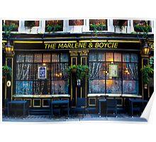 The Marlene and Boycie Poster
