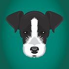 Jack Russell Terrier by threeblackdots