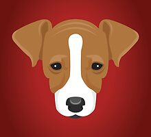 Jack Russell  by threeblackdots