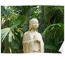 Buddha Statue - Ishigaki, Japan Poster