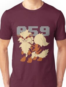 Pokemon - 059 Unisex T-Shirt
