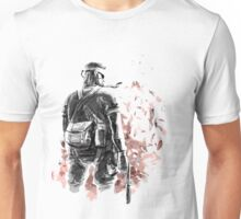 Big Boss /Sketched Unisex T-Shirt