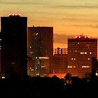 September Sunset by Lisa Cook