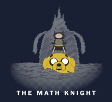 The Math Knight Kids Tee