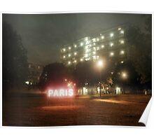 // PARIS // Poster