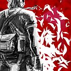Big Boss /Sketched by m1a2