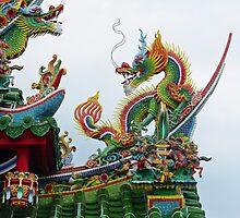 Chinese Dragon by amberfox17