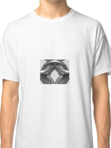 Chainmaille on White Background Classic T-Shirt