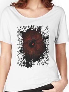 Black Widow (Signature Design) Women's Relaxed Fit T-Shirt