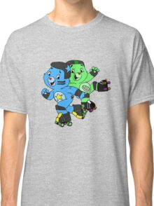 Roller Derby Care Bears  Classic T-Shirt