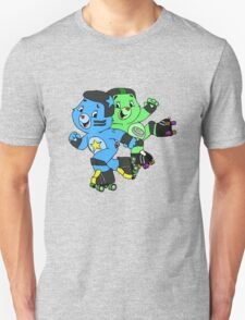 Roller Derby Care Bears  T-Shirt