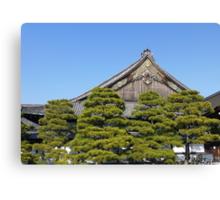 Ninomaru Palace, Nijo Castle Canvas Print