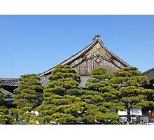 Ninomaru Palace, Nijo Castle Photographic Print