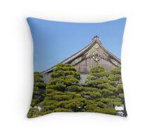 Ninomaru Palace, Nijo Castle Throw Pillow