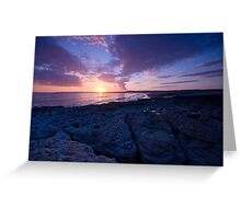 Ogmore by the sea Greeting Card