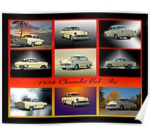 1954 Chevrolet Bel Air Collection I Poster
