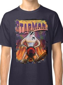 ATTACK OF THE STARMAN Classic T-Shirt