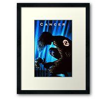 Zodiacs - Cancer Framed Print