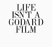 Life isn't a Godard film Womens Fitted T-Shirt