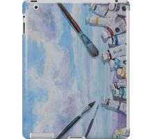 Paint Tube Hills iPad Case/Skin