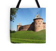 Fortress wall Tote Bag