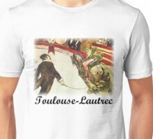 Toulouse Lautrec - The Circus Unisex T-Shirt