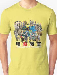Assassination Clasroom Season 2 Crew T-Shirt