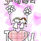 to my girlfriend - gay woman by amiemo162