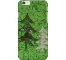 Evergreen iPhone Case/Skin