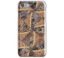 Quilted Marble #2 iPhone Case/Skin