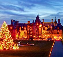 Christmas at the Biltmore Mansion by Gary & Marylee Pope