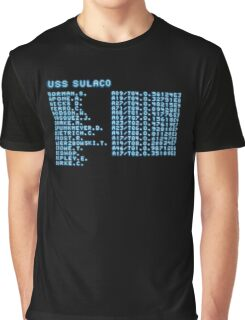 Roll Call Graphic T-Shirt