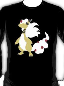 Mega Ampharos Minimalist T-Shirt