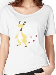 Mega Ampharos Minimalist Women's Relaxed Fit T-Shirt
