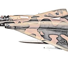 French Dassault Mirage aircraft by surgedesigns