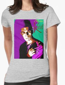 Boris Womens Fitted T-Shirt