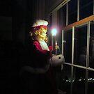 Vintage Christmas Doll by kkphoto1