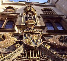 Cambridge VII by biddumy