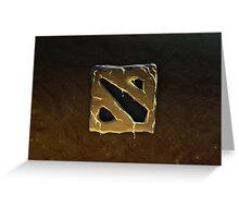 Dota2 Loading Screen Hd Wallpaper Greeting Card