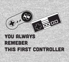 You always remeber this controller - Classic console by Dei Hendrick