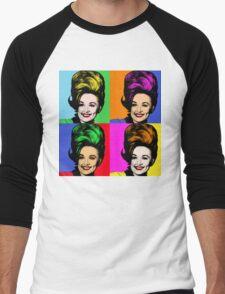 Dolly Parton pop art. Nashville Country Music Men's Baseball ¾ T-Shirt