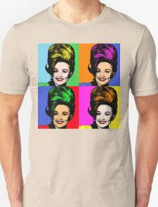 Dolly Parton pop art. Nashville Country Music Unisex T-Shirt