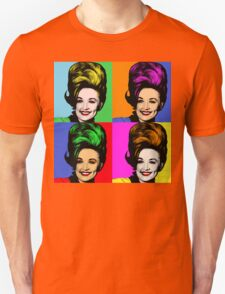 Dolly Parton pop art. Nashville Country Music Unisex T-Shirt