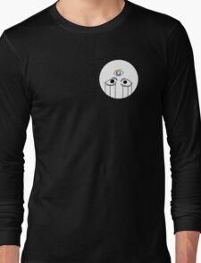 Black eyes (abstract ideas) Long Sleeve T-Shirt
