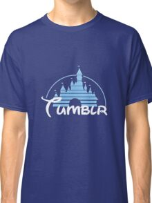 Tumblr Castle Classic T-Shirt