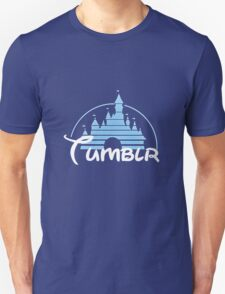 Tumblr Castle T-Shirt
