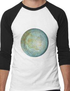 Planet 10 Men's Baseball ¾ T-Shirt