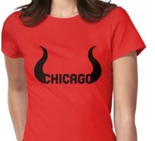 Chicago Horns Womens Fitted T-Shirt